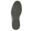 Kožená členková zimná obuv bata, čierna, 894-6659 - 26