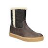 Kožená zimná obuv s kožúškom weinbrenner, hnedá, 596-8628 - 13
