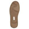 Dámska členková obuv s kožúškom bata, hnedá, 599-4606 - 26
