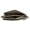 Béžová kožená Crossbody kabelka bata, béžová, 964-8212 - 15