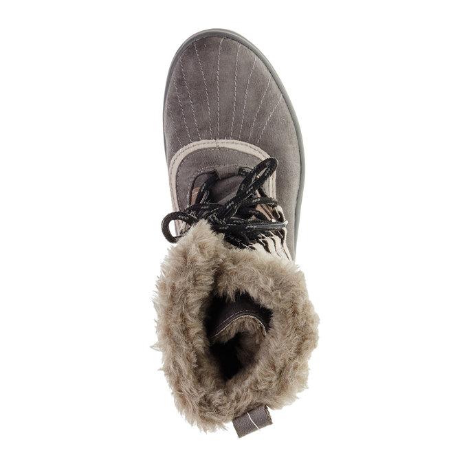 5992100 bata, šedá, 599-2100 - 19