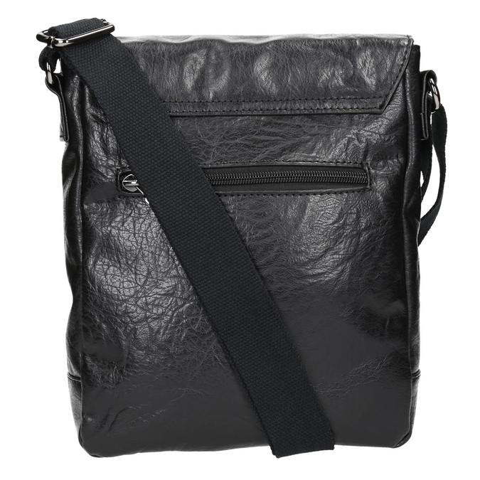 Pánska Crossbody taška bata, čierna, 961-6262 - 19