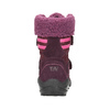 Detská zimná obuv weinbrenner, červená, 299-5611 - 17