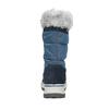 Detská zimná obuv s kožúškom weinbrenner, modrá, 499-9613 - 17