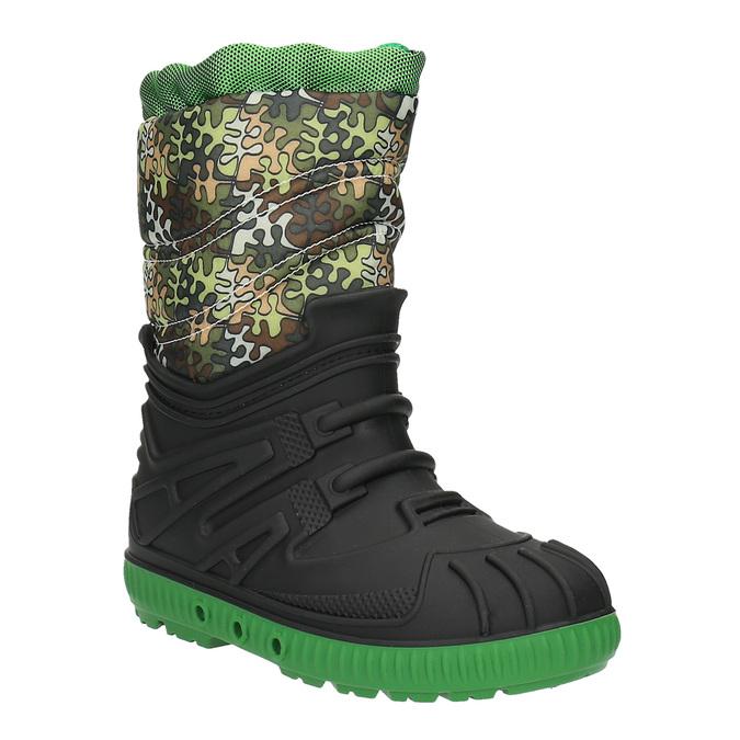 Detské snehule so zateplením mini-b, zelená, 392-7200 - 13