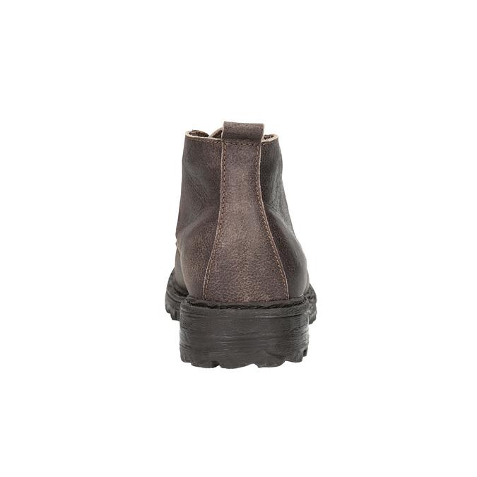 Pánska členková obuv weinbrenner, hnedá, 846-4603 - 17