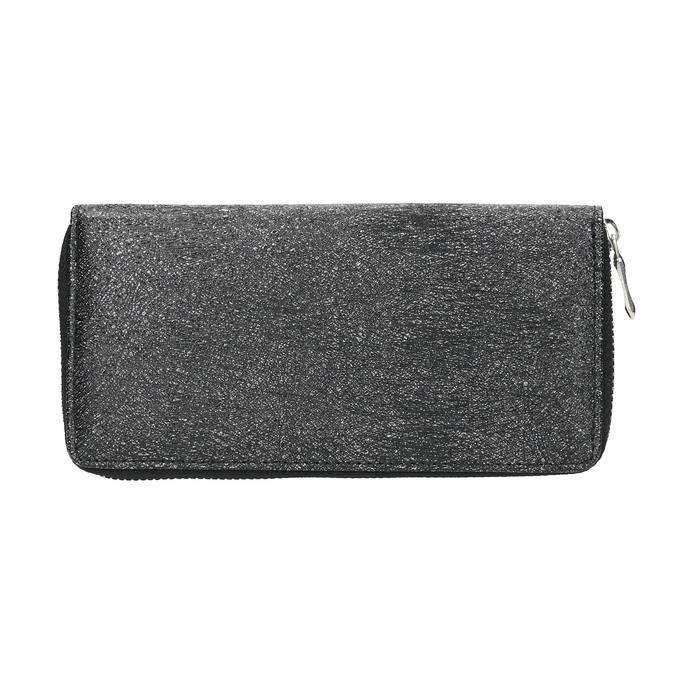 Dámska peňaženka bata, čierna, 941-6151 - 19