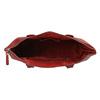 Dámska kožená kabelka červená bata, červená, 966-5201 - 15