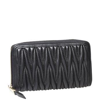 Dámska peňaženka bata, čierna, 941-6103 - 13