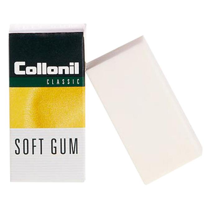 Čistiaca guma na hladkú useň collonil, čierna, biela, 902-6036 - 13