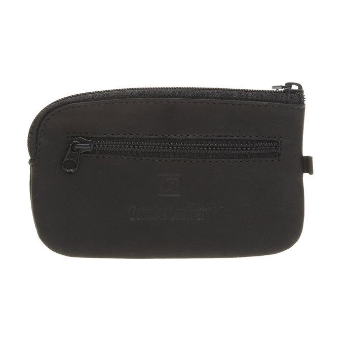 Kožená peňaženka bata, čierna, 944-6161 - 26