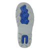 Detské modré gumáky mini-b, modrá, 292-9200 - 26