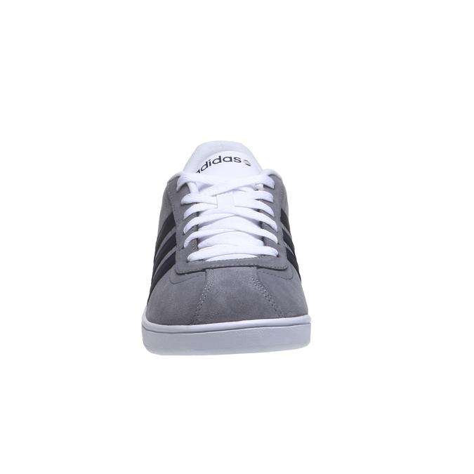 Pánska vychádzková obuv adidas, šedá, 803-2122 - 16