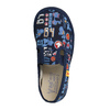 Detská domáca obuv bata, modrá, 279-9104 - 19