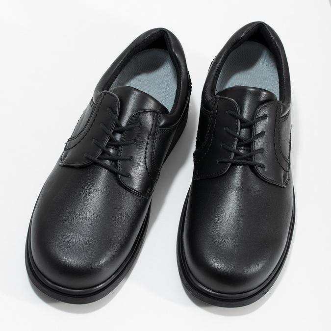 Pánska zdravotná obuv medi, čierna, 854-6233 - 16