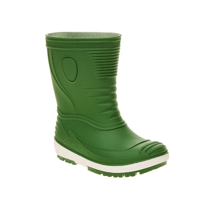 Detské gumáky mini-b, zelená, 392-7101 - 13