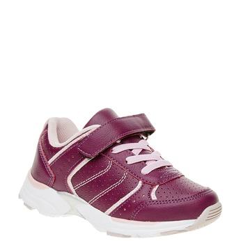 Dievčenské športové tenisky mini-b, fialová, 321-9185 - 13