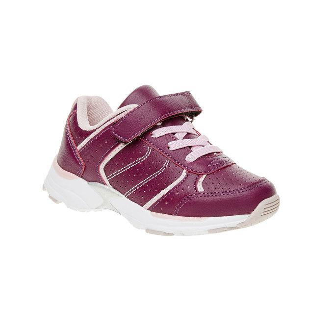 Dievčenské športové tenisky mini-b, červená, 321-9185 - 13