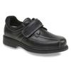 Tenisky na suchý zips bata, čierna, 834-6001 - 13