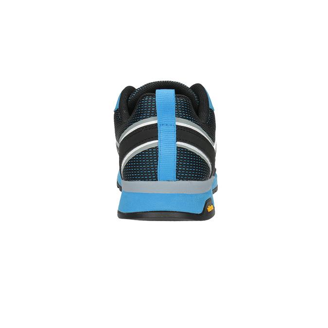 Pracovná obuv BRIGHT 020 S1P SRC bata-industrials, modrá, 849-9629 - 17