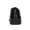 Ležérne kožené poltopánky comfit, čierna, 824-6767 - 17