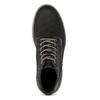 Pánska zimná kožená obuv weinbrenner, čierna, 896-6107 - 17