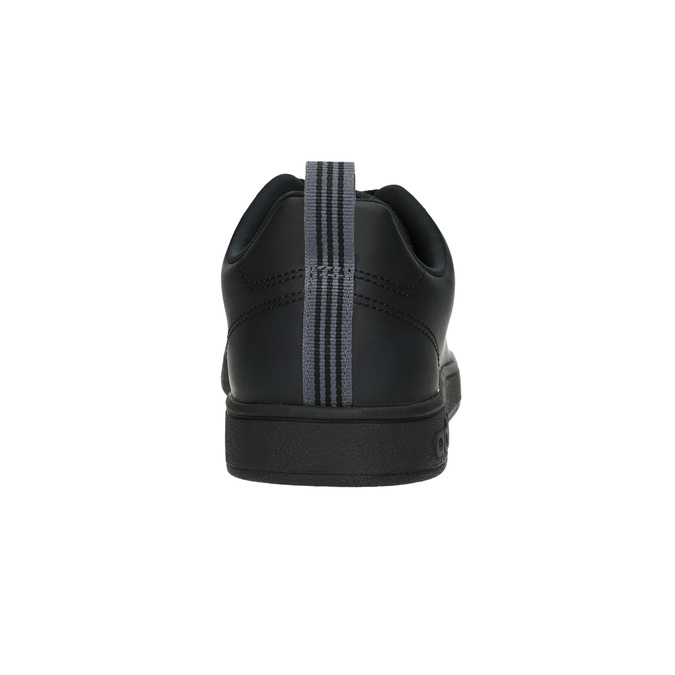 Pánske čierne tenisky adidas, čierna, 801-6144 - 17
