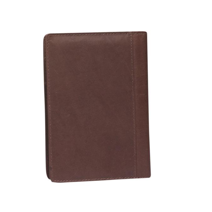 Kožené púzdro na karty bata, hnedá, 944-4159 - 26