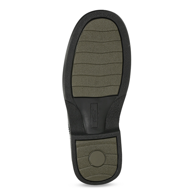 Pánska DIA obuv Paul (164.6) medi, čierna, 854-6231 - 18