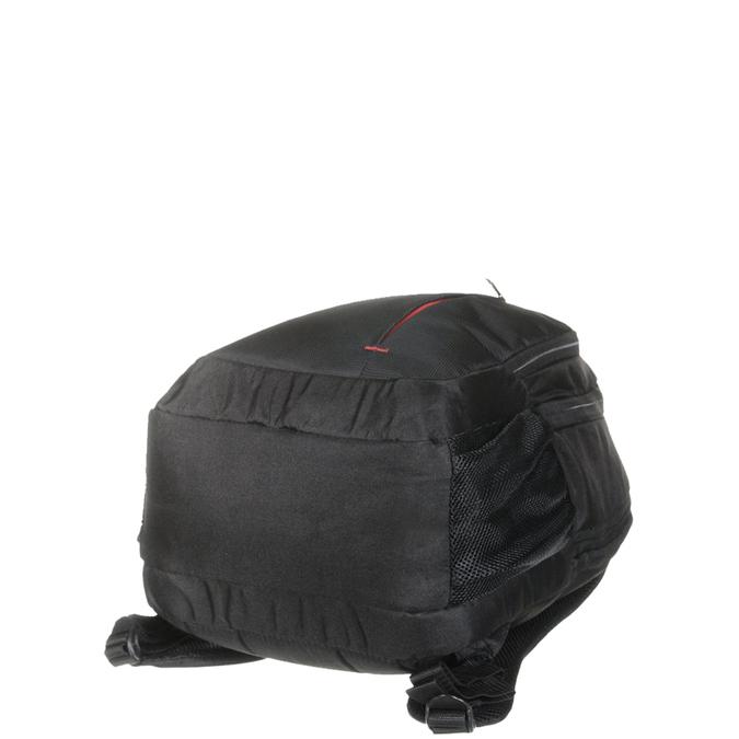 Kvalitný batoh na notebook samsonite, čierna, 969-2395 - 17