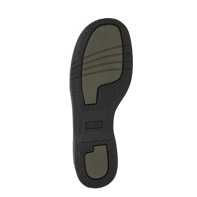Dámska obuv medi, béžová, 553-8205 - 26