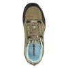 Dámska kožená obuv v Outdoor štýle power, béžová, 503-3829 - 19
