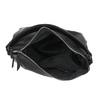 Kabelka v Hobo štýle s detailom zipsu bata, čierna, 961-6609 - 15