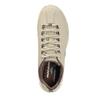 Dámske kožené tenisky skechers, béžová, 503-3323 - 19