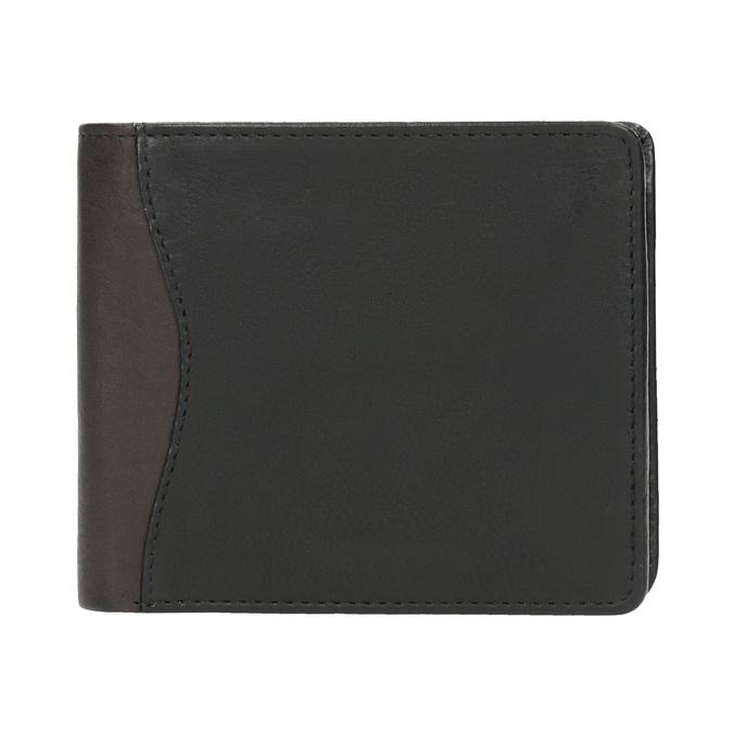 Elegantná pánska peňaženka bata, čierna, 944-6177 - 26