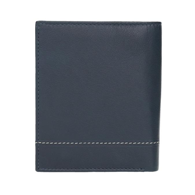 Kožená pánska peňaženka bata, modrá, 944-9174 - 19