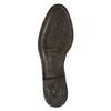 Kožené dámske čižmy bata, hnedá, 596-4608 - 26
