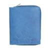 Kožená dámská peňaženka bata, modrá, 944-9157 - 26