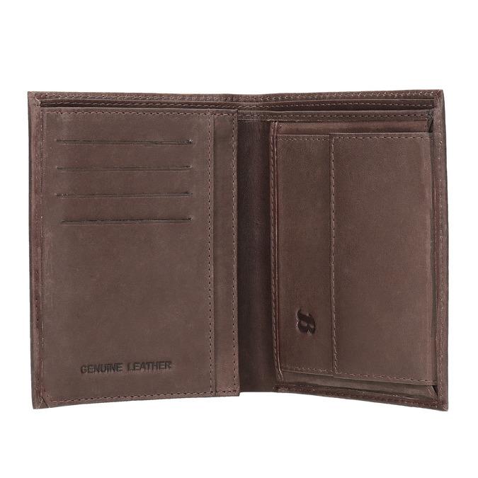 Štýlová pánska peňaženka bata, hnedá, 944-4172 - 15