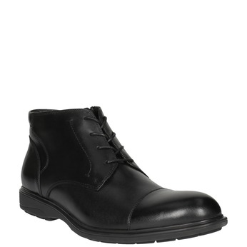 Pánska obuv ku členkom bata, čierna, 894-6671 - 13