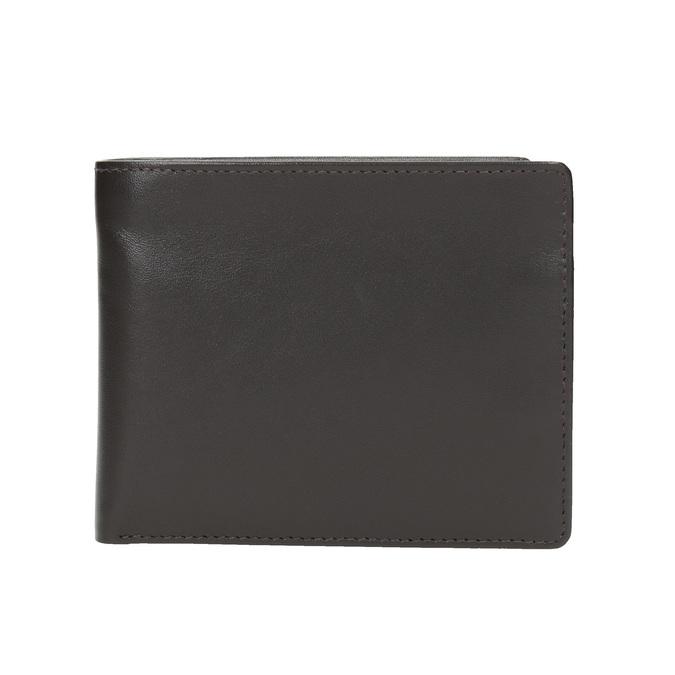 Kožená pánska peňaženka bata, čierna, 944-4170 - 26