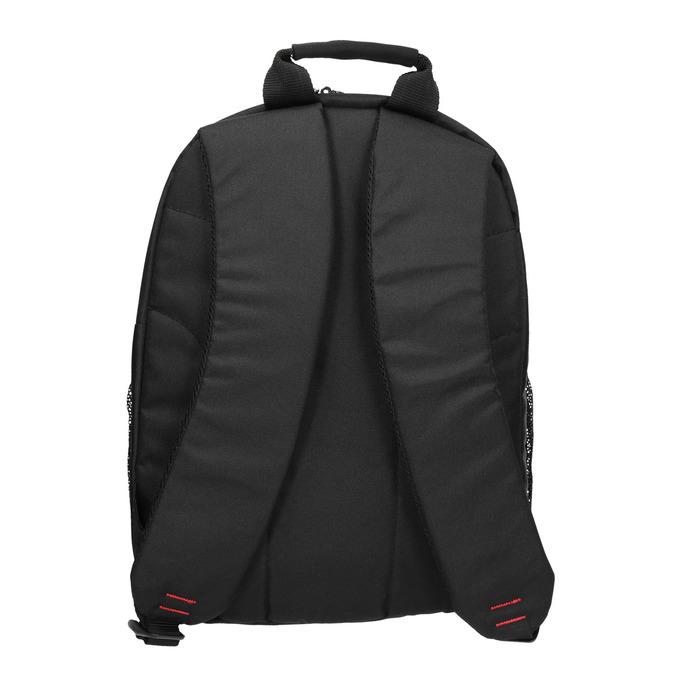 Kvalitný batoh na notebook samsonite, čierna, 969-2395 - 19