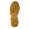 Kožená pánska členková obuv nike, hnedá, 806-8435 - 26