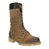 Dámska zimná obuv s kožúškom weinbrenner, hnedá, 593-8476 - 13