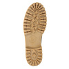 Dámska zimná obuv s kožúškom weinbrenner, hnedá, 593-8476 - 17