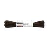 Guľaté bavlnené šnúrky bata, hnedá, 901-4910 - 13