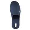 Pánska domáca obuv s plnou špicou bata, modrá, 879-9605 - 19