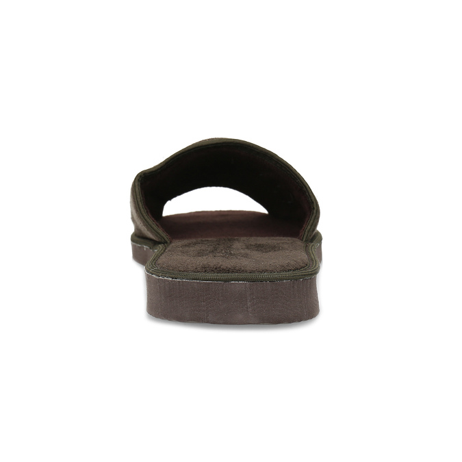 Pánska domáca obuv bata, hnedá, 879-4606 - 15