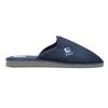 Pánska domáca obuv s plnou špicou bata, modrá, 879-9605 - 15