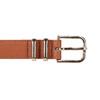 Hnedý dámsky opasok bata, hnedá, 951-3601 - 26